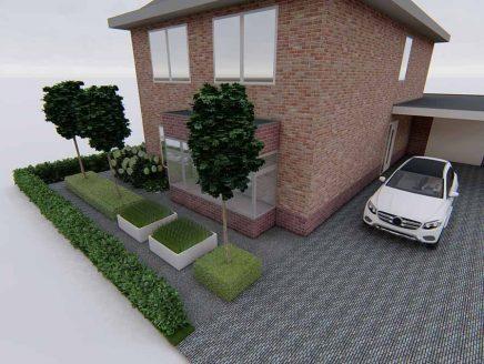 3d ontwerp vrijstaande woning 5